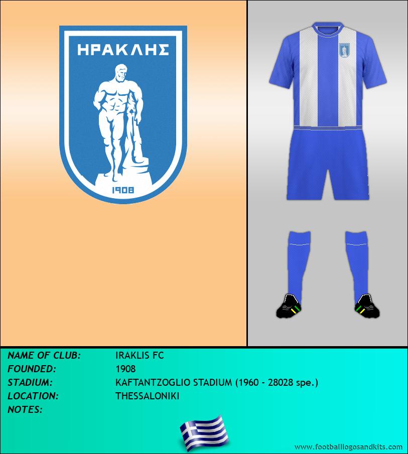 Logo of IRAKLIS FC