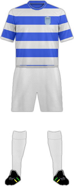 Kit FC BLAUW-WIT