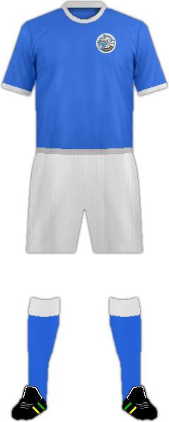 Kit FC DEN BOSCH