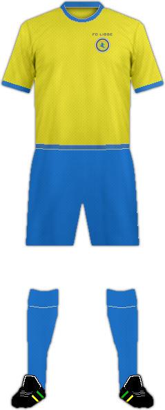 Kit FC LISSE