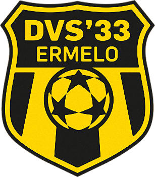 Logo of DVS'33 ERMELO (HOLLAND)