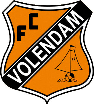 Logo of FC VOLENDAM (HOLLAND)