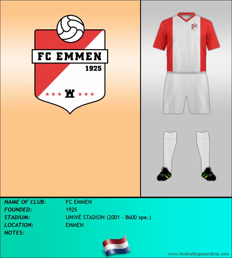 Logo Of Fc Emmen