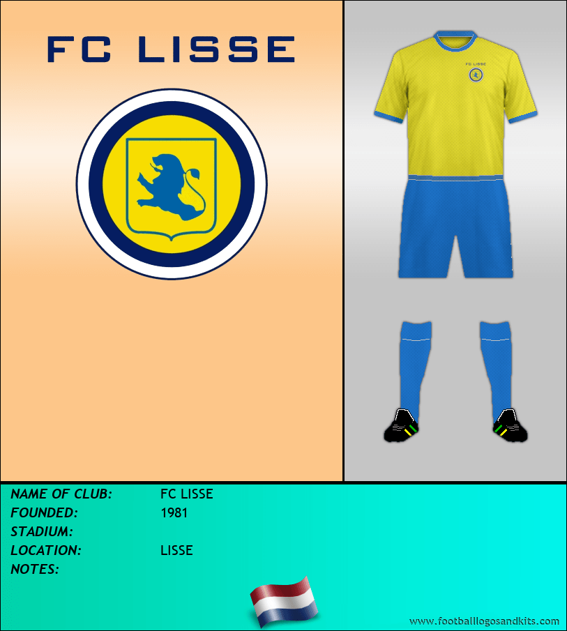 Logo of FC LISSE