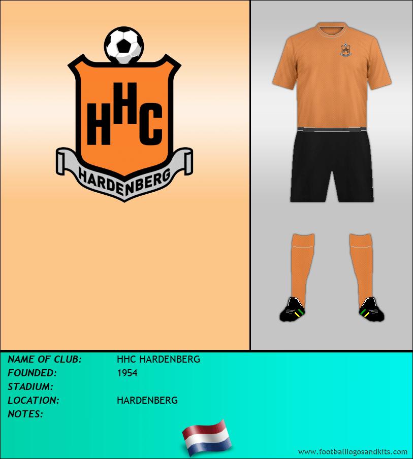 Logo of HHC HARDENBERG