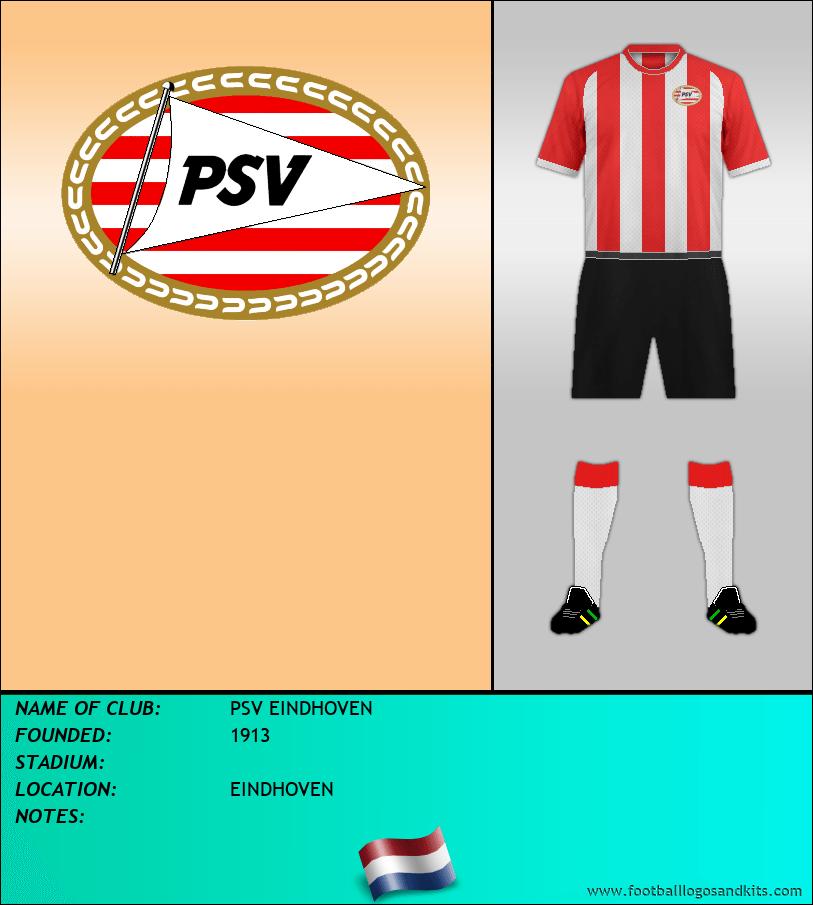 Logo of PSV EINDHOVEN