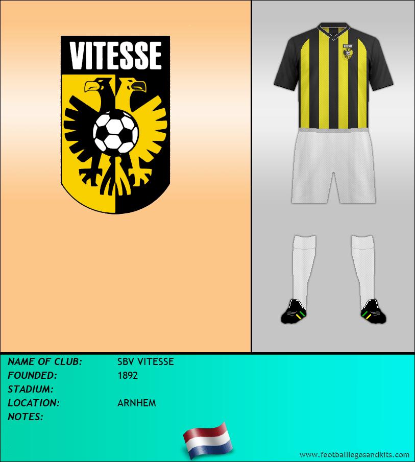 Logo of SBV VITESSE