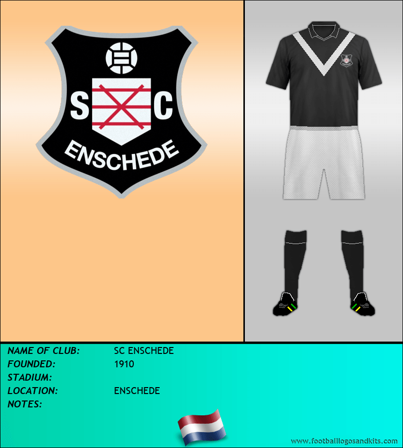 Logo of SC ENSCHEDE