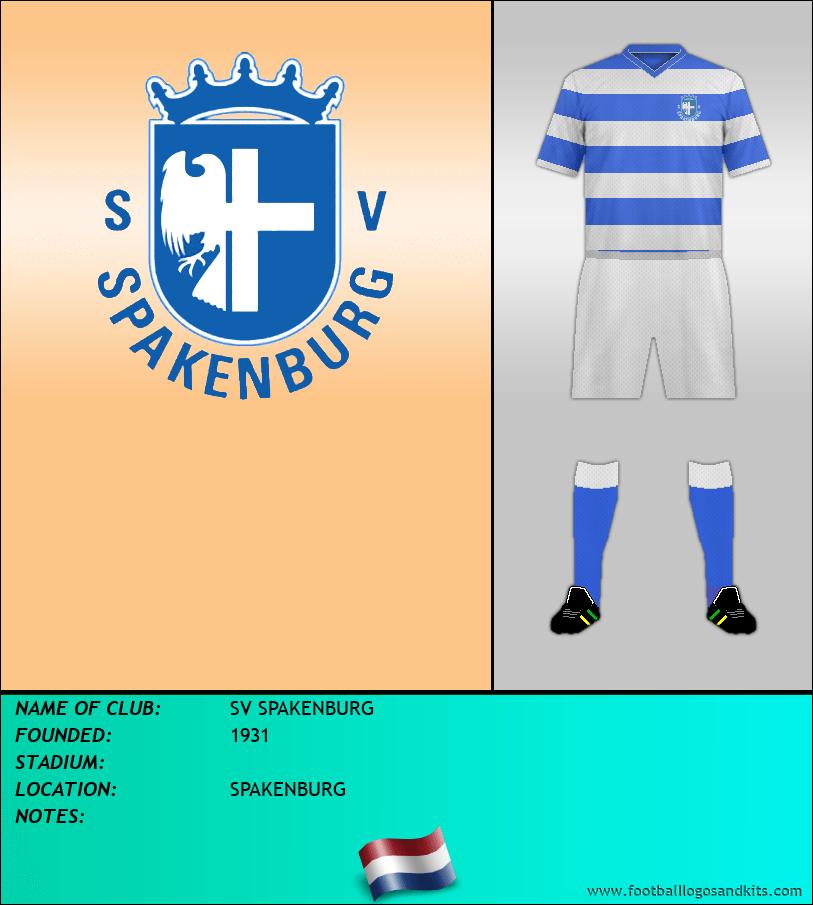 Logo of SV SPAKENBURG