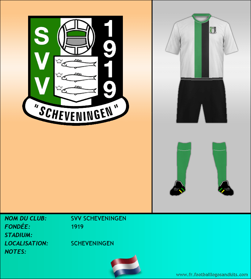 Logo de SVV SCHEVENINGEN