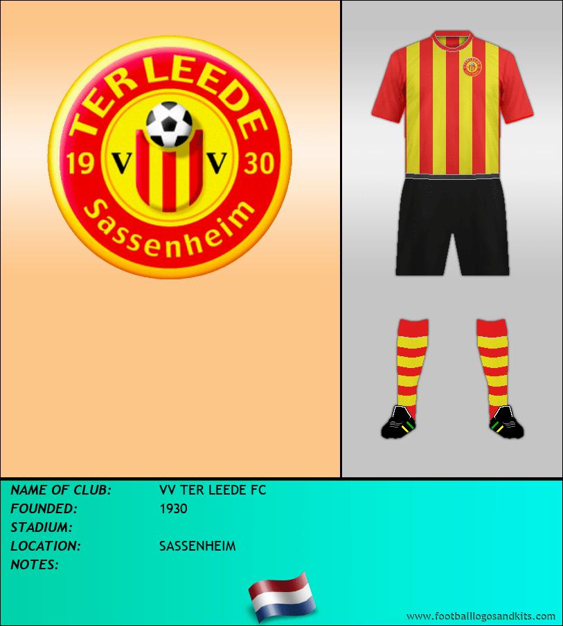 Logo of VV TER LEEDE FC