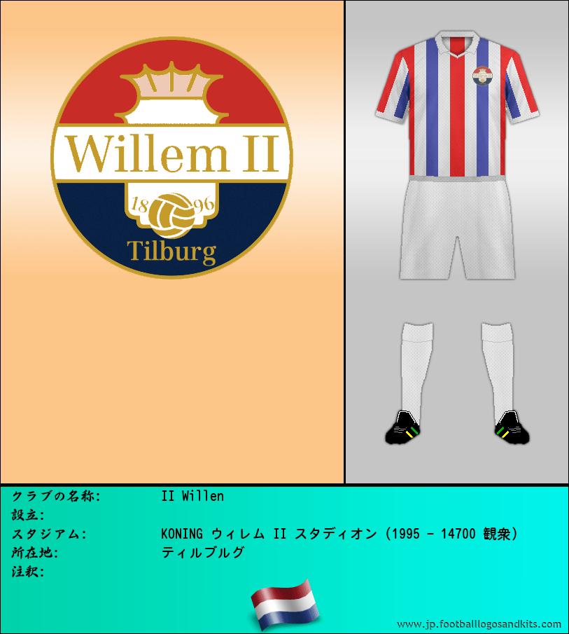 のロゴII Willen