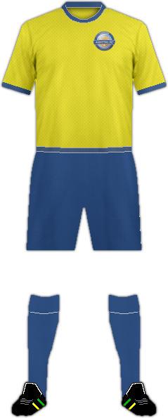 Kit AQVITAL FC