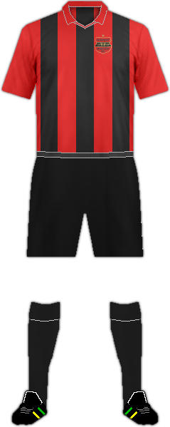 Kit BUDAPEST HONVÉD FC