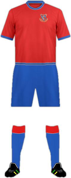 Kit DUNAKANYAR VÁC FC