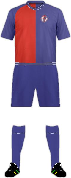 Kit NYÍREGYHÁZA SPARTACUS FC