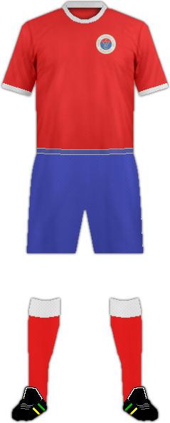 Kit VASAS FC