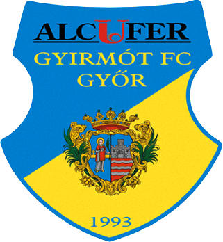 Logo of GYIRMÓT FC GYÖR (HUNGARY)