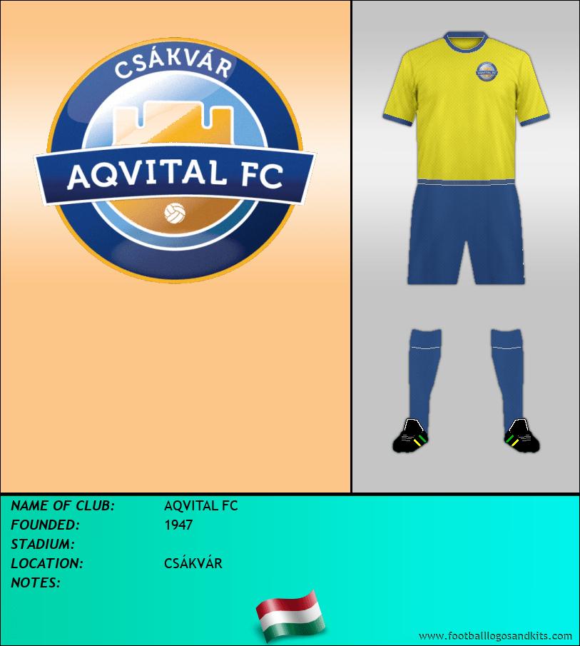 Logo of AQVITAL FC