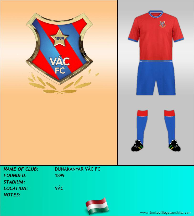 Logo of DUNAKANYAR VÁC FC
