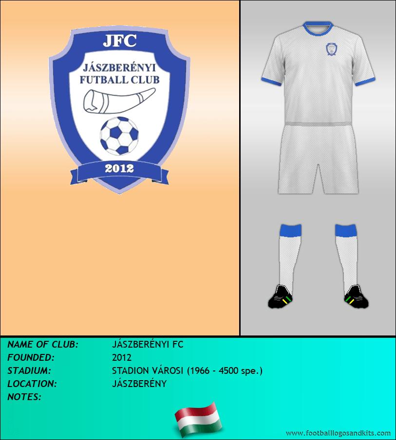 Logo of JÁSZBERÉNYI FC