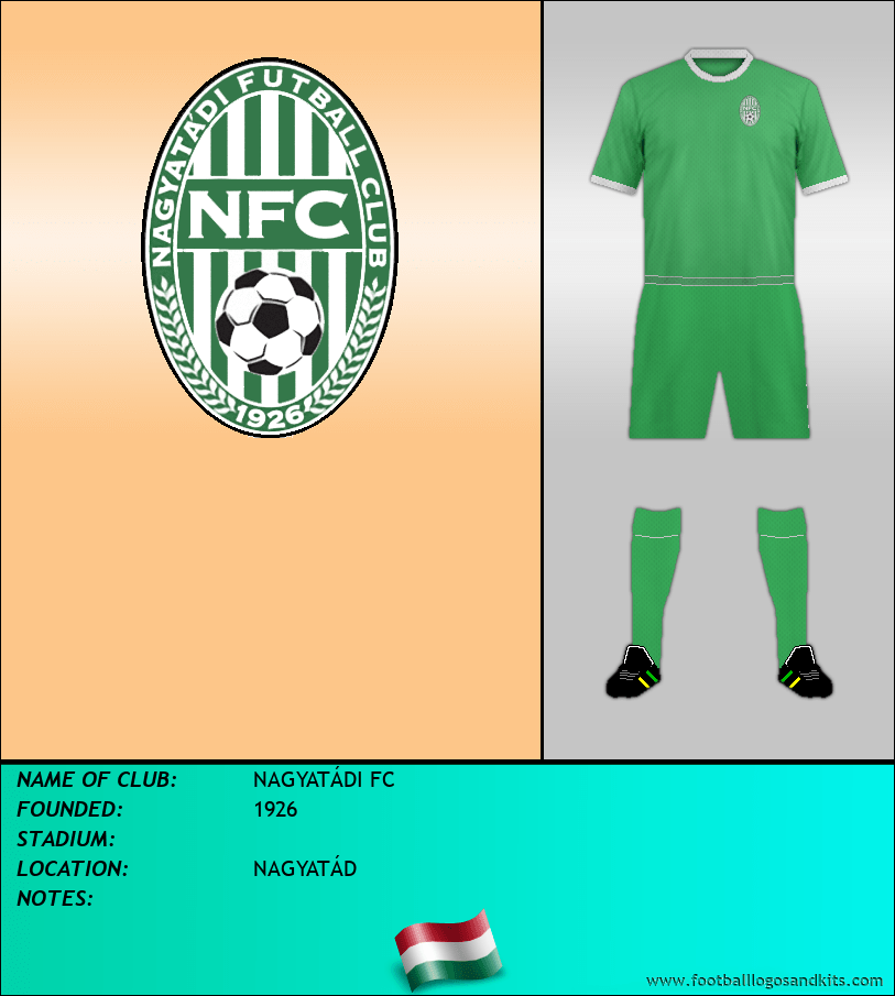Logo of NAGYATÁDI FC