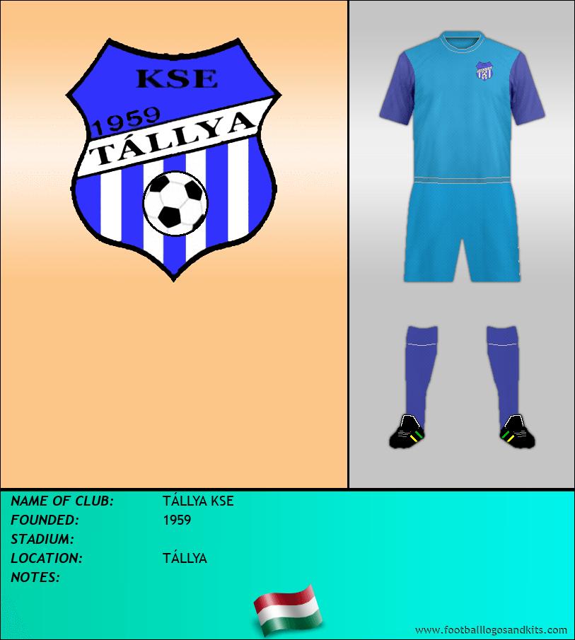 Logo of TÁLLYA KSE