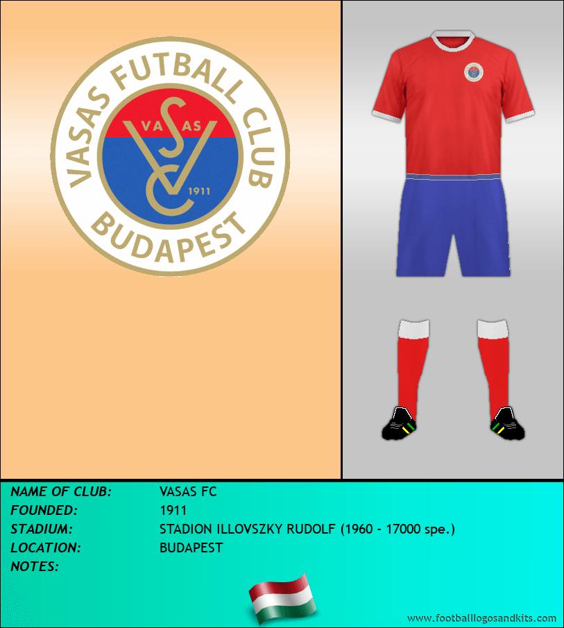 Logo of VASAS FC