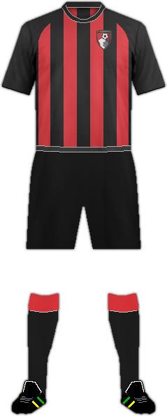 Kit AFC BOURNEMOUTH