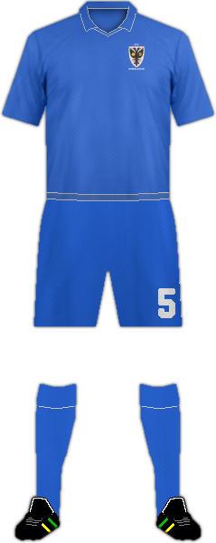 Kit AFC WIMBLEDON