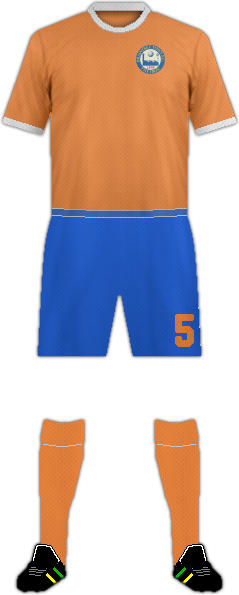 Kit BRAINTREE TOWN F.C.