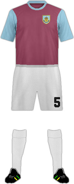 Kit BURNLEY FC