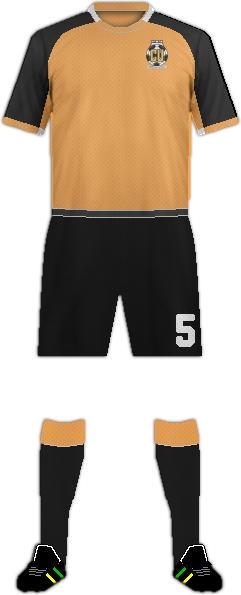 Kit CAMBRIDGE UNITED FC