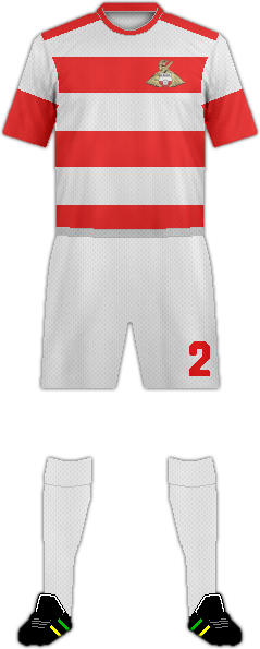 Kit DONCASTER ROVERS FC