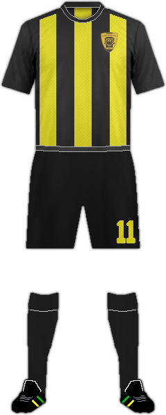 Kit GLOUCESTER CITY AFC.