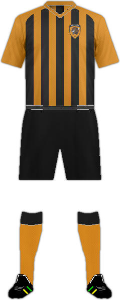 Kit HULL CITY AFC