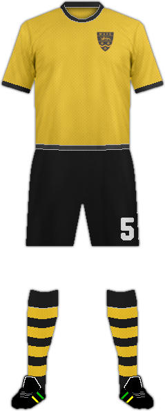 Kit MAIDSTONE UNITED F.C.