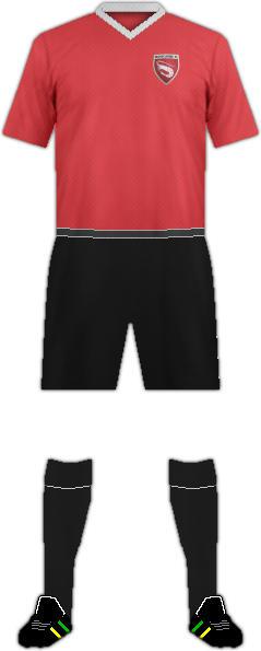 Kit MORECAMBE FC
