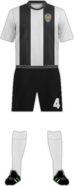 Kit NOTTS COUNTY FC