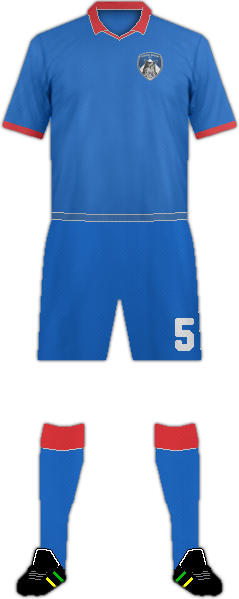 Kit OLDHAM ATHLETIC AFC