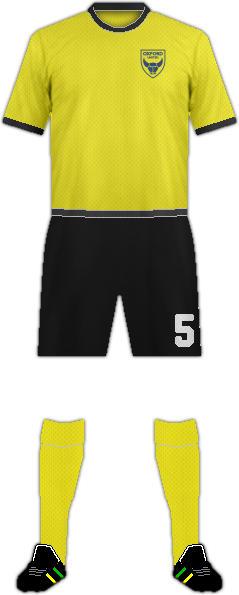 Kit OXFORD UNITED FC