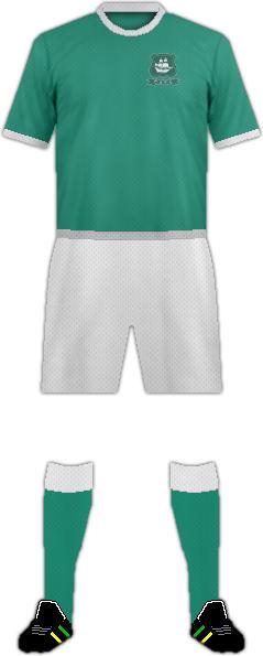 Kit PLYMOUTH ARGYLE FC