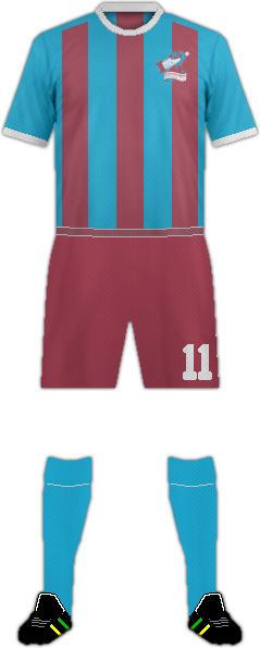 Kit SCUNTHORPE UNITED FC