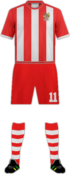 Kit STEVENAGE FC