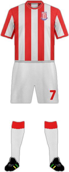Kit STOKE CITY FC