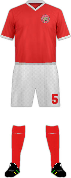 Kit WALSALL FC