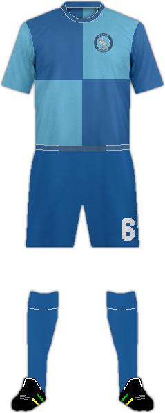 Kit WYCOMBE WANDERERS FC