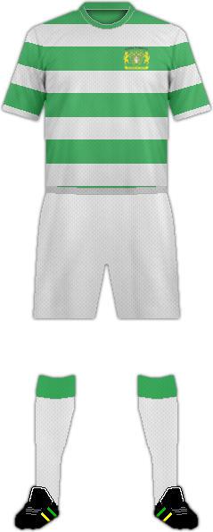 Kit YEOVIL TOWN FC