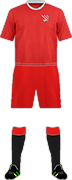 Kit DROYLSDEN F.C.