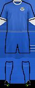 Kit EASTLEIGH F.C.
